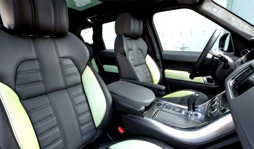 2014 Range Rover Sport Concept Sport Car Design