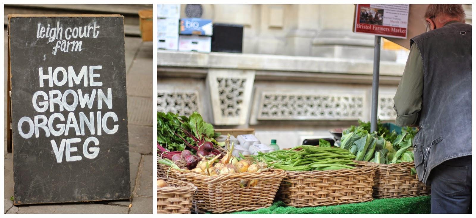 Street food stall Bristol