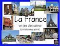 La France - un jeu des paires