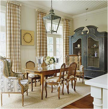 country dining room design ideas room design ideas. Black Bedroom Furniture Sets. Home Design Ideas