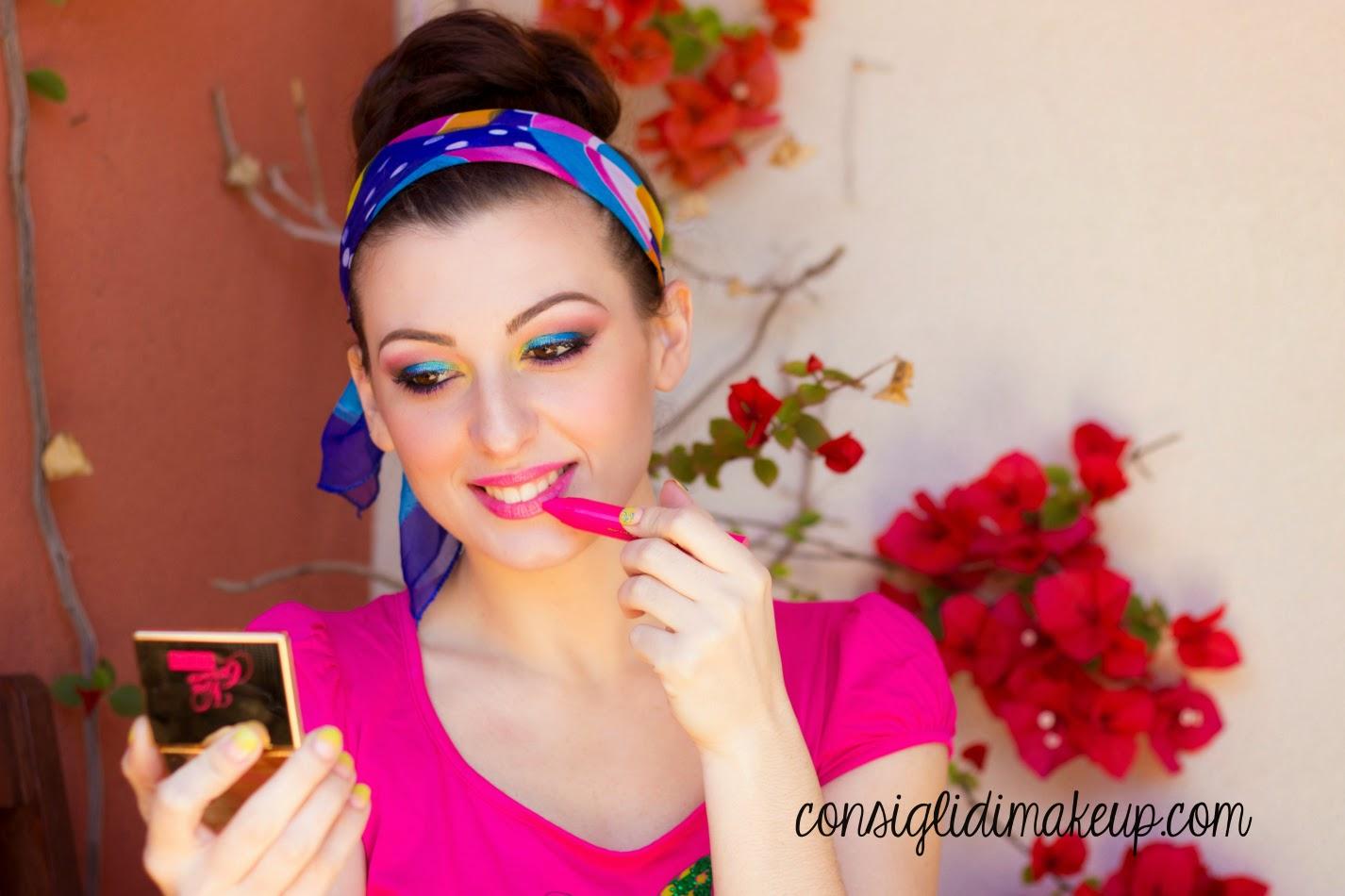 MOTD: Brazilian Makeup con la nuova collezione Pupa Viva Carioca