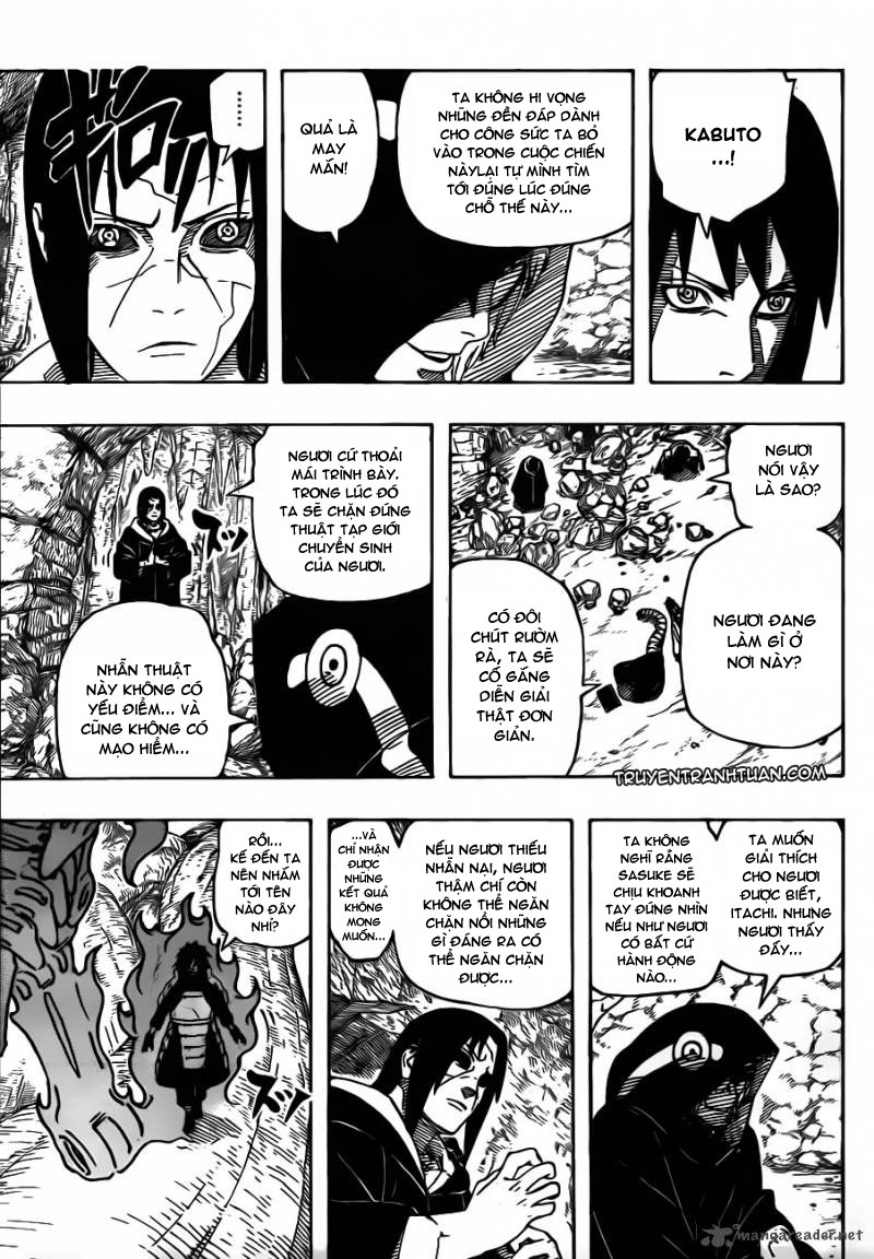 Naruto - Chapter 578 - Pic 3