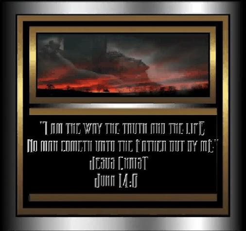 Salvation in Christ ALONE