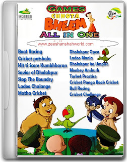 Download Choota Bheem  game Free Full Version
