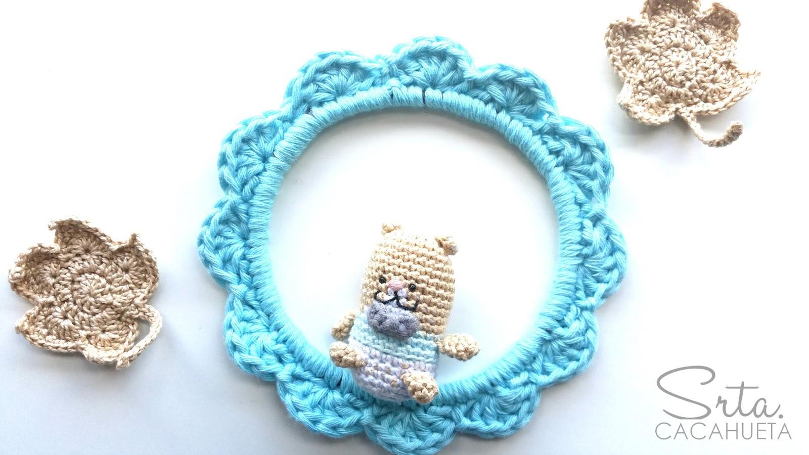 Srta. Cacahueta: Reto amistoso nº 70: Patrones de cuadros de crochet