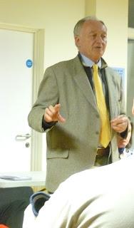Ken Livingstone in Lambeth