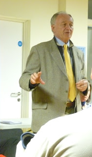 Labour candidate for Mayor of London Ken Livingstone on vassallview.com