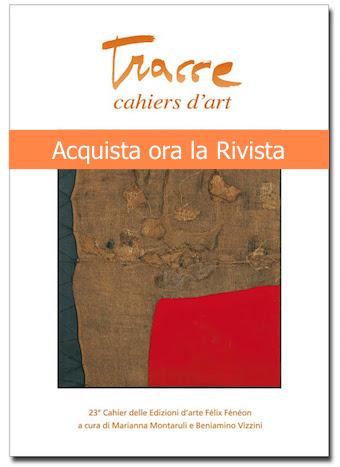 TRACCE CAHIERS D'ART, Rivista d'arte da collezione: