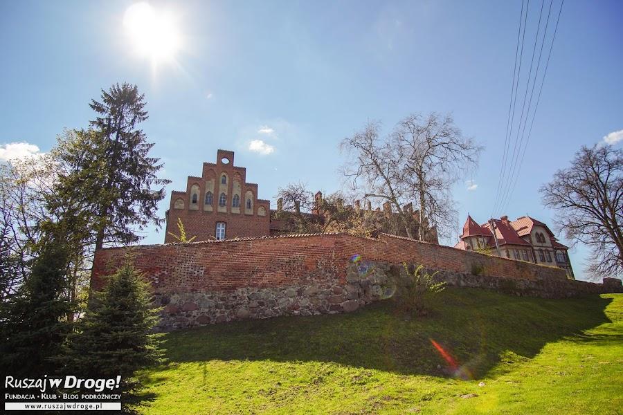 Dawny zamek krzyżacki w Sztumie