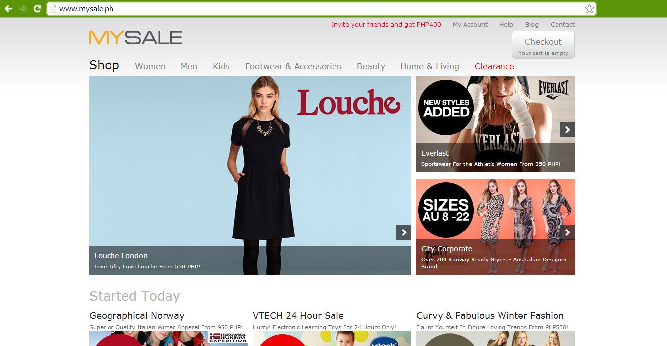 MYSALE UK Reviews   Read Customer Service Reviews of ...
