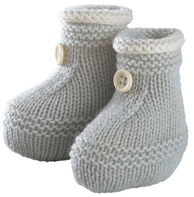Lace Baby Booties Knitting Pattern : knitting models: Braid and lace Baby Booties Models