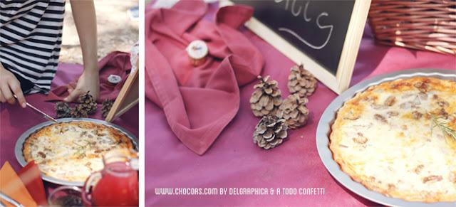 Picnic finde cocinillas - chocoas & a todo confetti