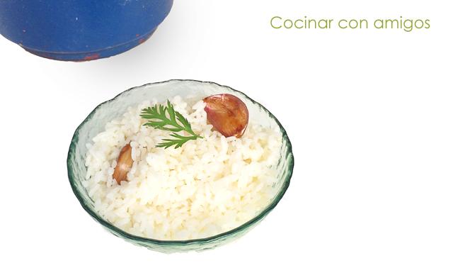 Arroz blanco cocido en olla express recetas de cocina - Cocido en olla express ...