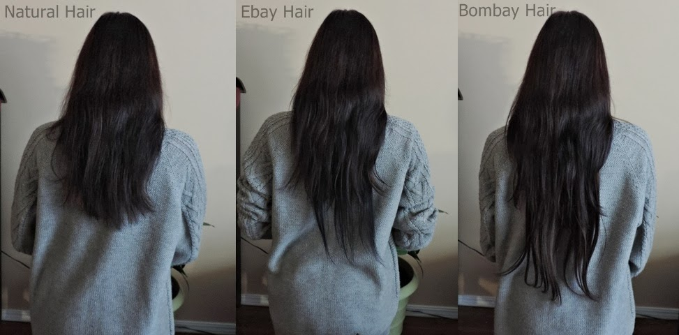 Review Bombayhair Hair Extensions Full Face Beauty