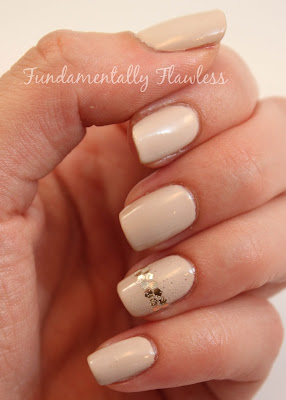 Fundamentally Flawless Barry M Lychee Wedding Outfit Nails