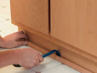 Beau How To Removing Old Kitchen Cabinets