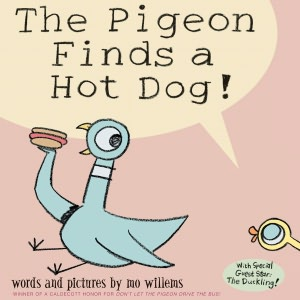 The Pigeon Finds A Hot Dog Title
