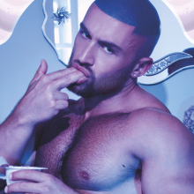 Interview: Francois Sagat