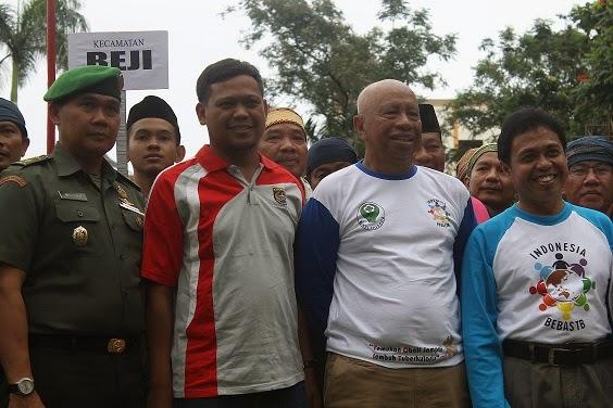 Walikota Ajak Warga Perangi TB