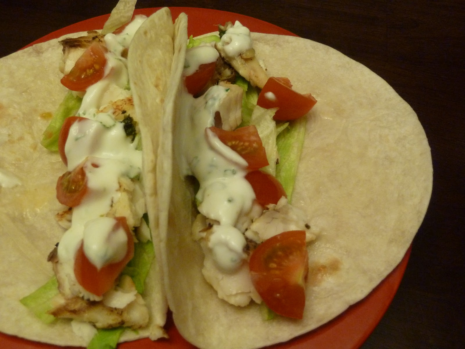 Cooking with cristina white fish tacos for White fish tacos