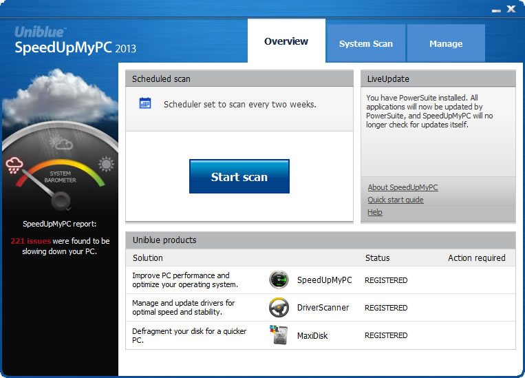 free download for speedup my pc