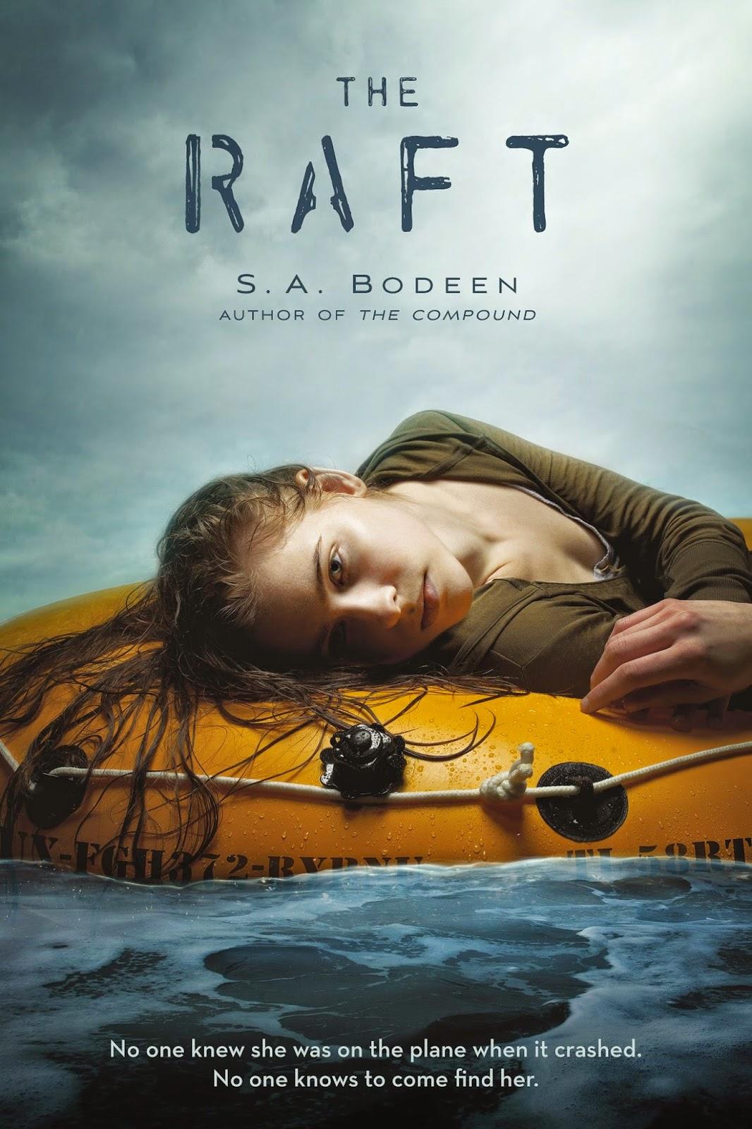 Amazon.com: The Raft (8601420087729): S. A. Bodeen: Books