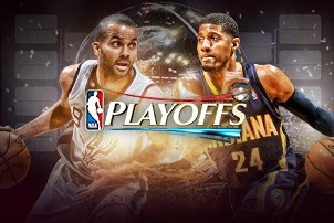 NBA playoffs 2014!