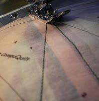 paper piecing mariners compass quilt block