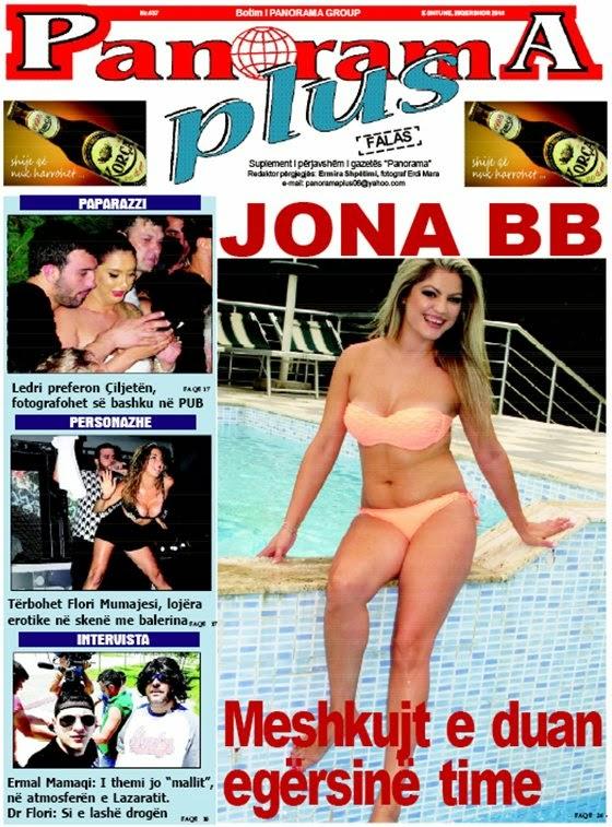 Revista PANORAMA PLUS - 28 Qershor 2014