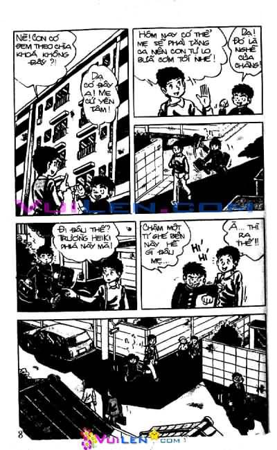 Jindodinho - Đường Dẫn Đến Khung Thành III  Tập 1 page 8 Congtruyen24h