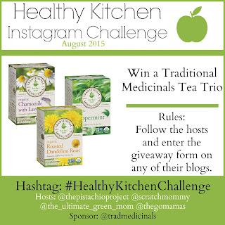 Healthy Kitchens Instagram Challenge + Giveaways