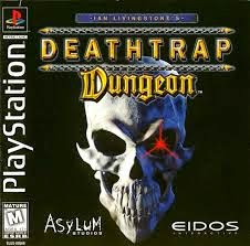 Deathtrap Dungeon - PS1 - ISOs Download