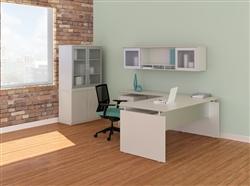 Mayline Medina Furniture Layout