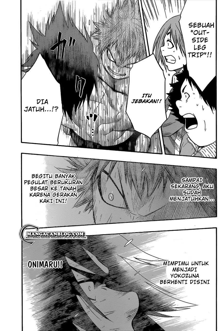 Dilarang COPAS - situs resmi www.mangacanblog.com - Komik hinomaru zumou 022 - chapter 22 23 Indonesia hinomaru zumou 022 - chapter 22 Terbaru 5|Baca Manga Komik Indonesia|Mangacan