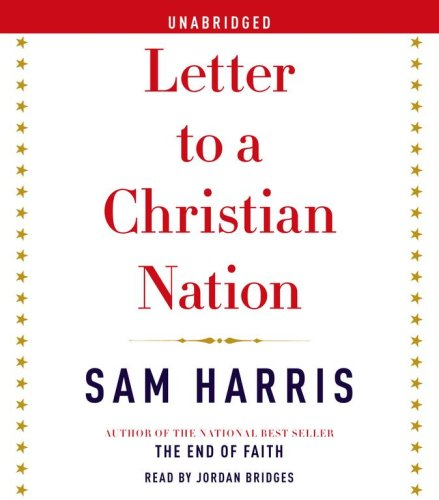 Letter to a Christian Nation - Sam Harris (Audiobook)