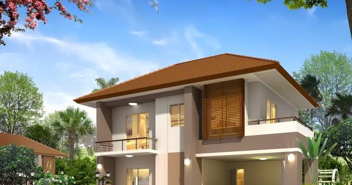 rumah minimalis unik dan modern