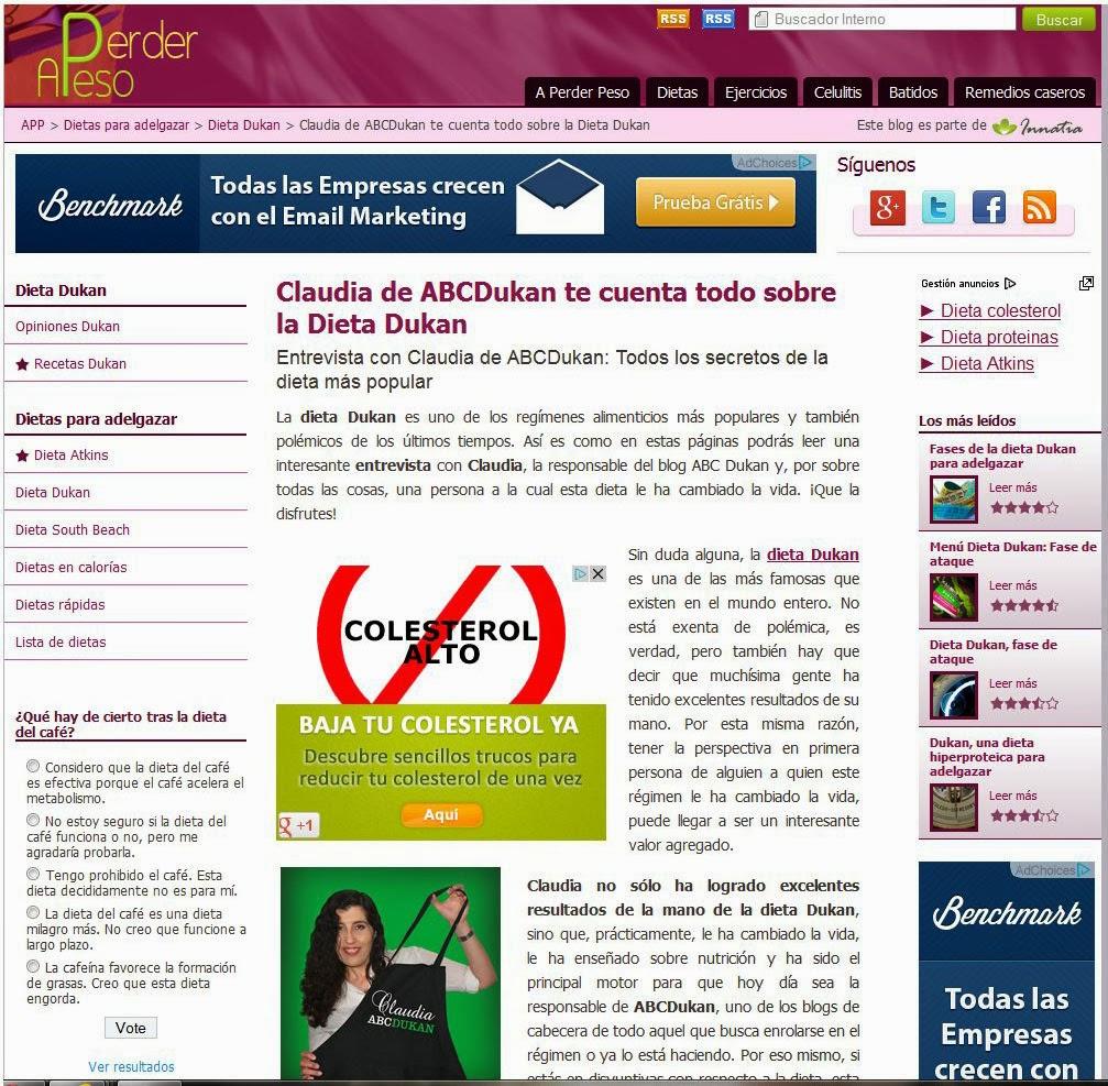 ENTREVISTA DE ABCDUKAN EN APREDERPESO.COM
