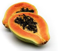 papaya para la acidez