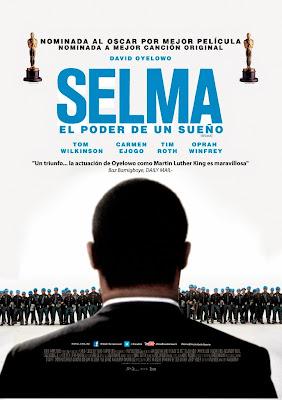 Selma: El Poder de Un Sueño (2014) DVDRip Latino