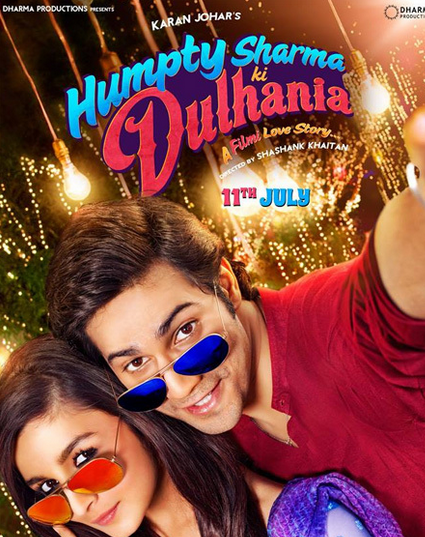Watch Humpty sharma ki dulhania (2014) Full Hindi Movie Free Download
