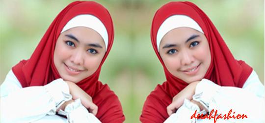 Big Size Hijab Jilbab Besar Modis