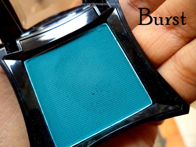 Illamasqua Burst Eyeshadow