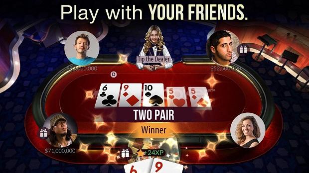 Zynga Poker – Texas Holdem Android Apk