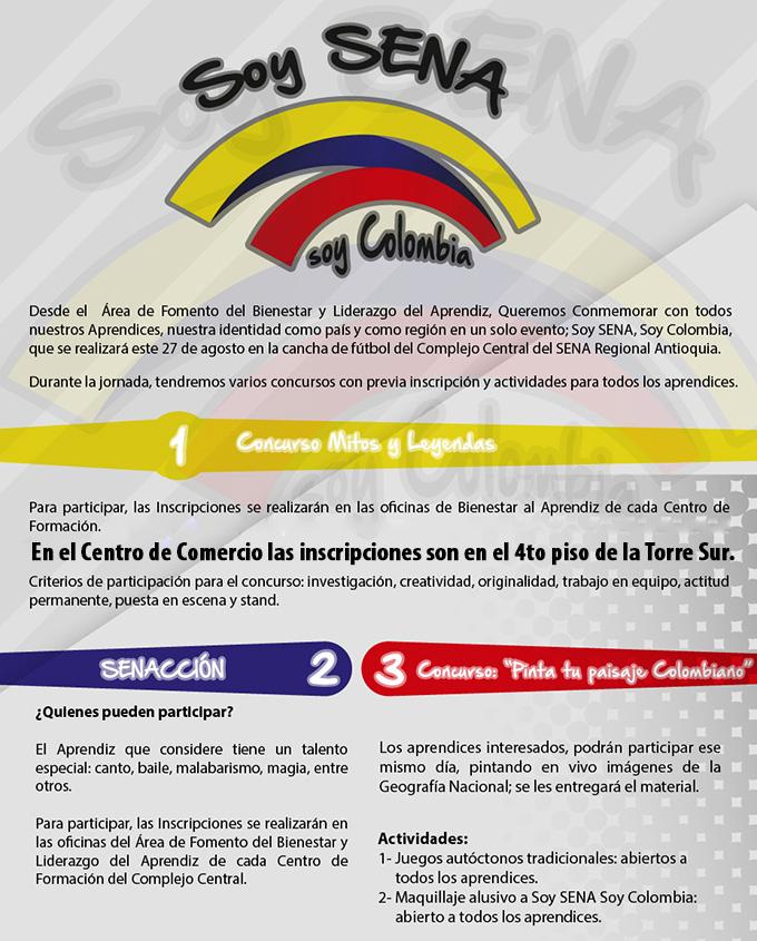 inscripcion sena colombia:
