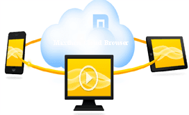 Maxthon Cloud Browser 2015