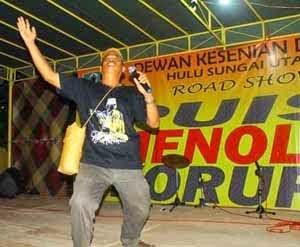 Fahmi Wahid Baca Puisi