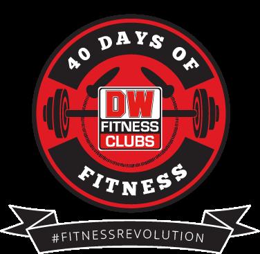 DW 40 Days of Fitness