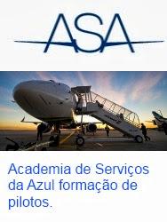 Academia de Serviços da Azul