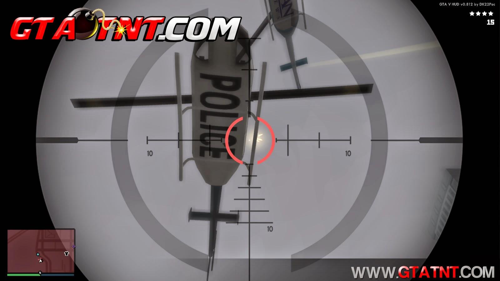 GTA SA - HUD + GPS + Menu de Armas + Troca de Personagem do GTA 5 Gta3-2014-08-11-04-27-14-45