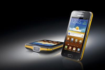 Smartphone Samsung Galaxy Beam inclui um projetor